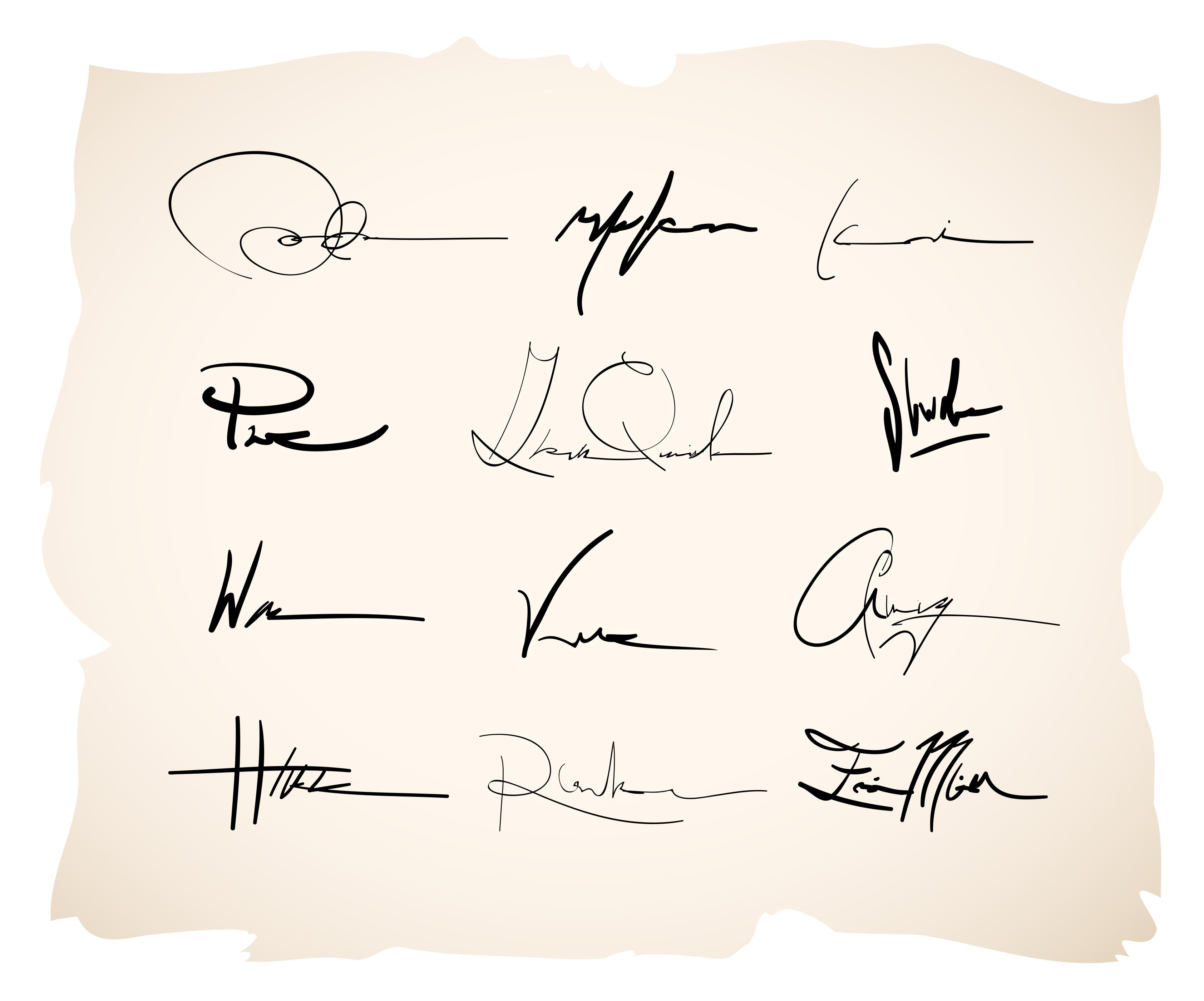 An Original Signature Means an Original Signature – Attorney